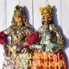 インド雑貨(6)ラジャスタン操り人形/はるばる屋