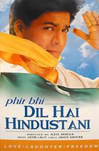 Phir Bhi Dil Hai Hindustani CD