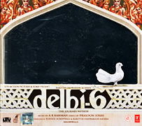 Delhi-6 CD