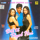 Dil To Pagal HAi-CD