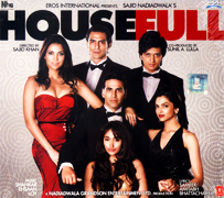 Housefull CD