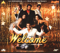 Welcome CD