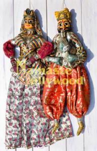 Rajastan Dolls