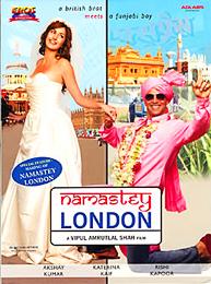 Namaste London
